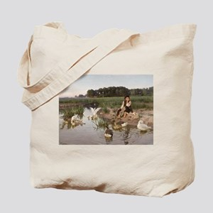 Daydreaming with the Geese Tote Bag