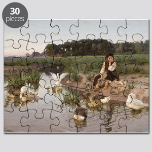 Daydreaming with the Geese Puzzle