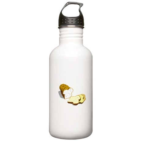 Bread loaf Stainless Water Bottle 1.0L