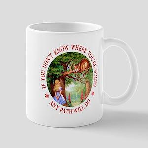 Any Path Will Do Mug
