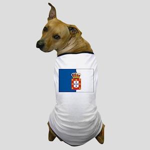Portugal - National Flag - 1830-1910 Dog T-Shirt