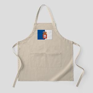 Portugal - National Flag - 1830-1910 Light Apron