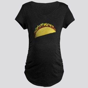 Taco Maternity Dark T-Shirt