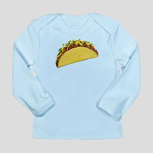 Taco Long Sleeve Infant T-Shirt