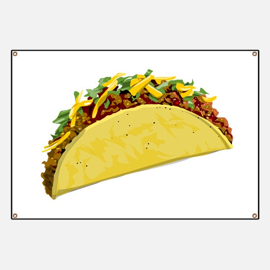 Taco Banner