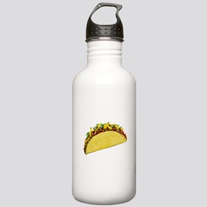 Taco Stainless Water Bottle 1.0L