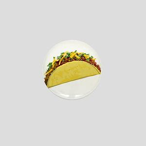 Taco Mini Button