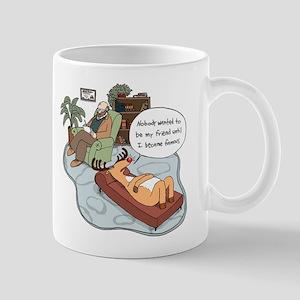 Reindeer Therapy Mug