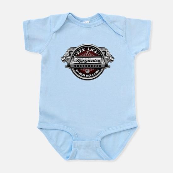 Red Lion Harmonica II Infant Bodysuit