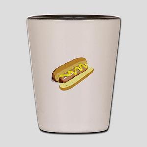 hotdog Shot Glass
