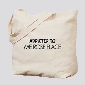 Addicted to Melrose Place Tote Bag
