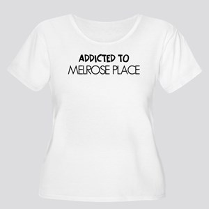 Addicted to Melrose Place Women's Plus Size Scoop