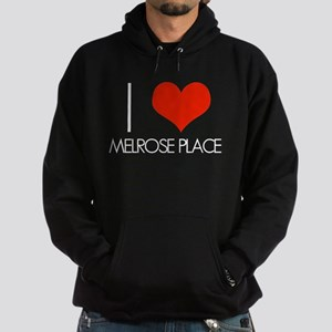 I Heart Melrose Place Hoodie (dark)