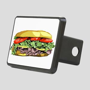 sandwich Rectangular Hitch Cover
