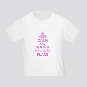 Keep Calm and Watch Melrose Place Toddler T-Shirt