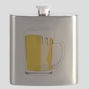 beer mug Flask