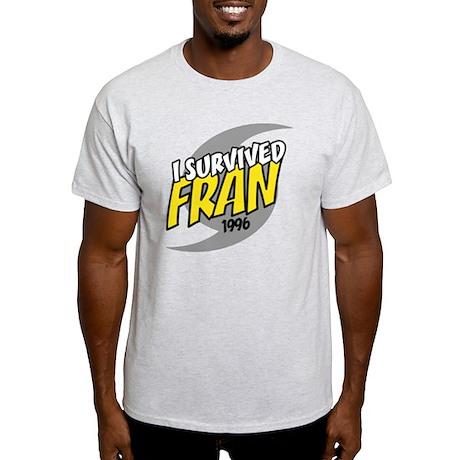 I Survived FRAN Light T-Shirt
