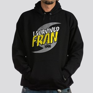 I Survived FRAN Hoodie (dark)