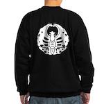 Bizen butterfly Sweatshirt (dark)