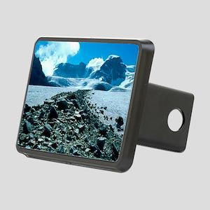 Glacial moraine - Hitch Cover