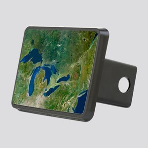 Great Lakes, satellite image - Hitch Cover