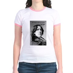 Playwright Oscar Wilde T