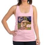 Alice Woodward007x.png Racerback Tank Top