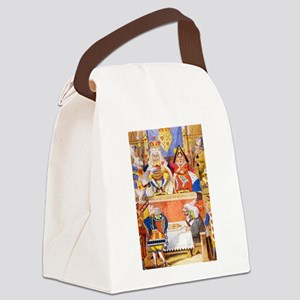 ALICE_2009_053 Canvas Lunch Bag