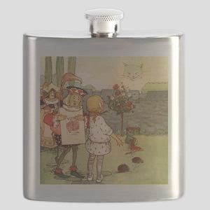 Alice in Wonderland013 SQ Flask