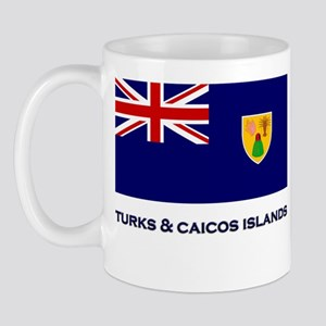 The Turks & Caicos Islands Flag Gear Mug