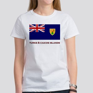 The Turks & Caicos Islands Flag Merchandise Women'