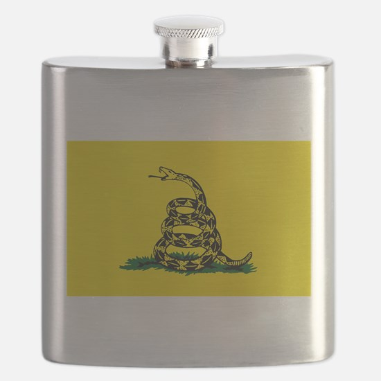 Funny Historical Flask