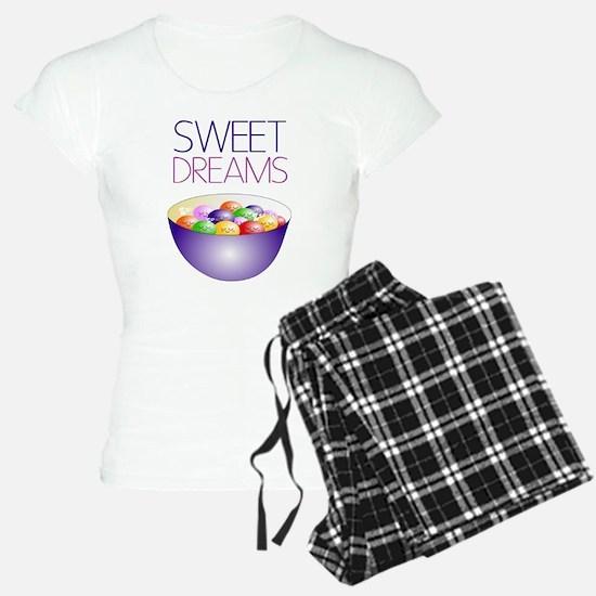 Sweet Dreams Cute Sleeping Jelly Beans Pajamas
