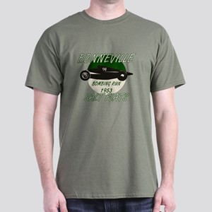 Bonneville Bombing Run-1953-Green-2 Dark T-Shi