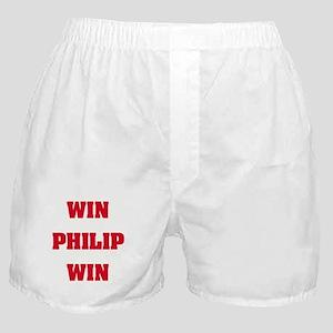 WIN PHILIP WIN Boxer Shorts
