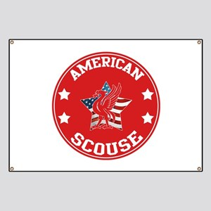 American Scouse (Liverpool) Banner