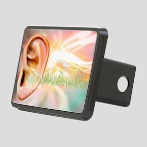 Tinnitus, conceptual artwork - Hitch Cover