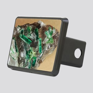 Tourmaline crystals in quartz - Hitch Cover