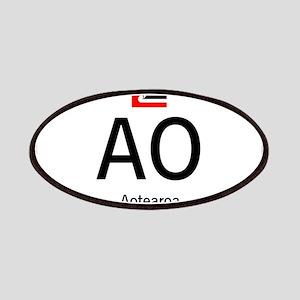 Car code Maori White Patches