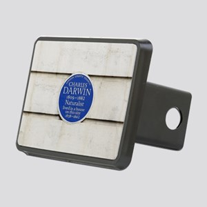Charles Darwin commemorative plaque - Hitch Cover