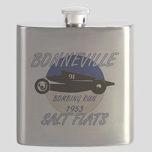Bonneville Bombing Run-1953-Blue-2 Flask