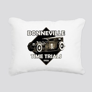 Bonneville Time trials-1950-Vintage Rectangula