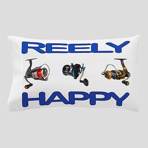 REELY HAPPY Pillow Case