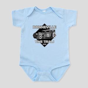 Bonneville Time trials-1950 Infant Bodysuit