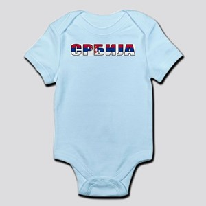 Serbia Infant Creeper