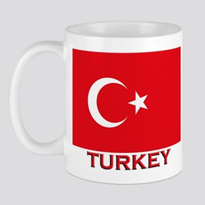 Turkey Flag Merchandise Mug