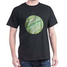Tennis Dark T-Shirt