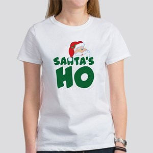 Santa's Ho Women's T-Shirt