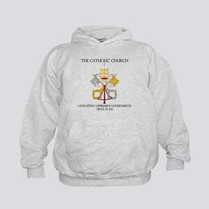 The Catholic Church Kids Hoodie