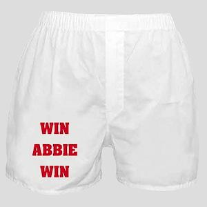 WIN ABBIE WIN Boxer Shorts